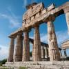 Exploring the Ruins at Paestum