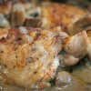 Chicken & Mushroom Skillet