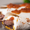 Crock-Pot Shredded Beef Burritos