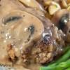 Salisbury Steak and Mushrooms