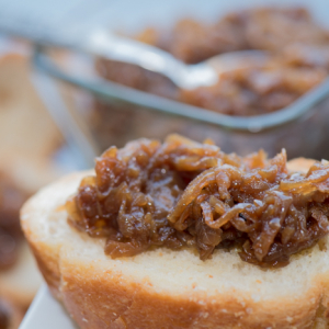 Caramelized Onion Marmalade