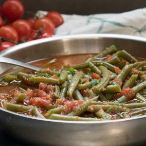Mediterranean Green Beans