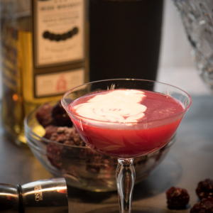 The Irish Blackberry Cocktail