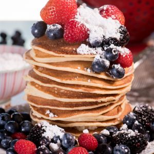 Ricotta Pancakes - Easy and Versatile