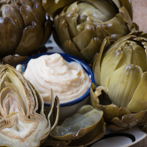 Simple Dipping Sauce for Artichokes
