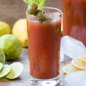 Bloody Mary - A classic brunch cocktail
