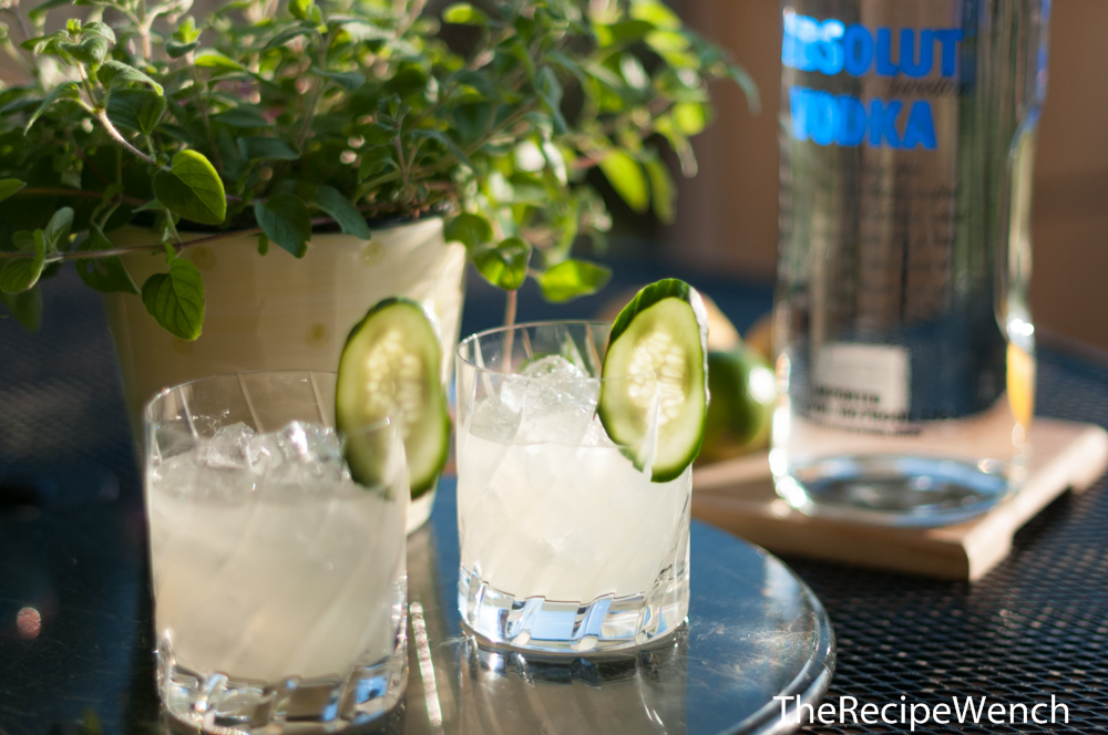 Basil what a delicious herb the recipe wench for Delicious drink recipes with vodka