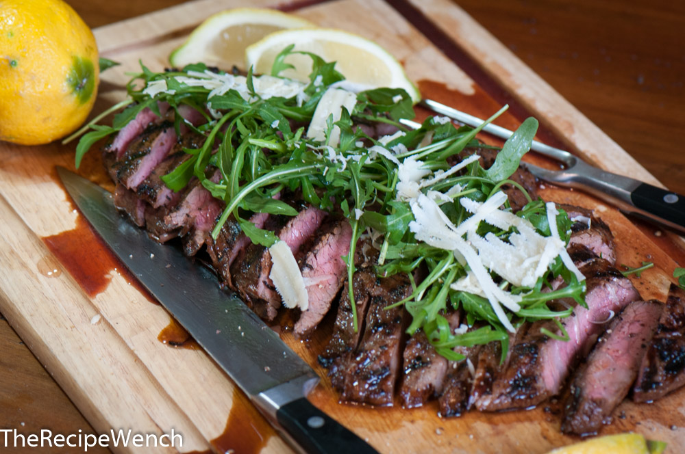 grilled flank steak 2