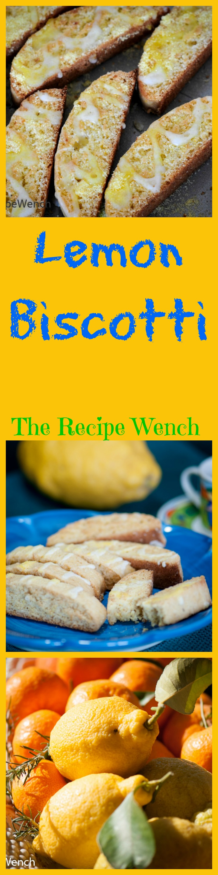 The Recipe Wench