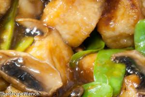 Tofu Stir Fry With Mushrooms